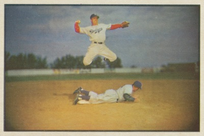 1953 Bowman Baseball Cards 35