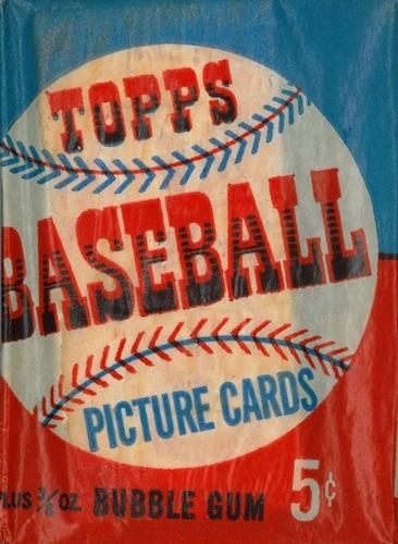 1953 Topps Baseball Pack