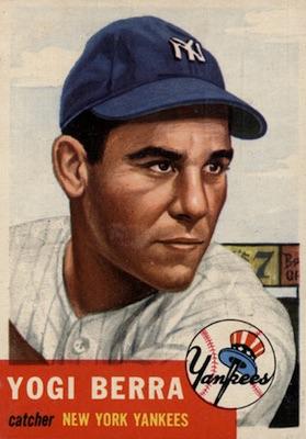 1953 Topps Baseball Cards 7