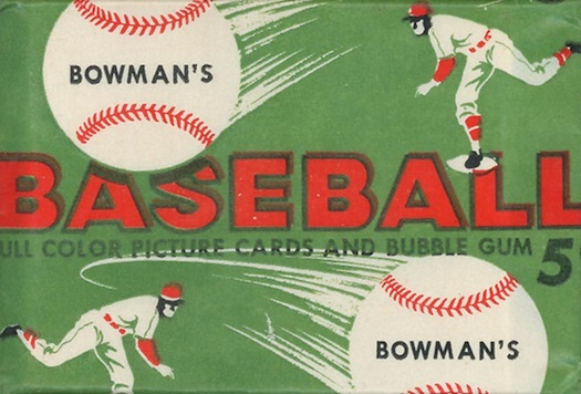 1954 Bowman Baseball Cards 6