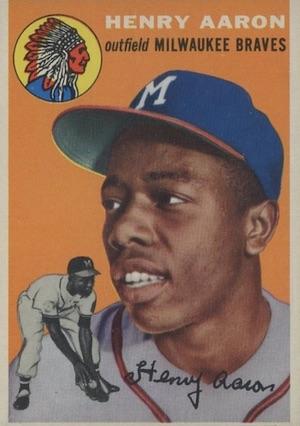 1954 Topps Baseball Cards 2
