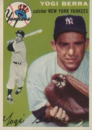 1954 Topps Baseball Cards 32