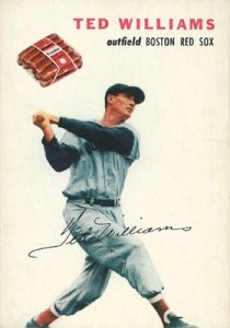 1954 Wilson Franks Baseball Cards 40