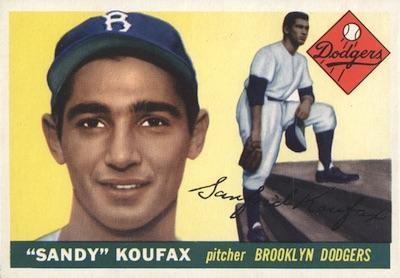 1955 Topps Baseball Cards 23
