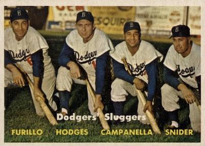 1957 Topps Baseball Cards 5