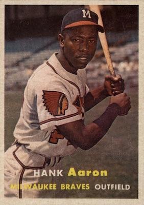 1957 Topps Baseball Cards 31