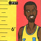 1969-70 Topps Rulers Basketball Cards