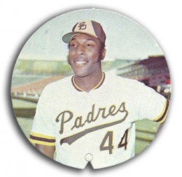 1974 McDonald's San Diego Padres Willie McCovey