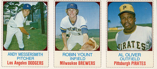 1975 Hostess Baseball Cards 3