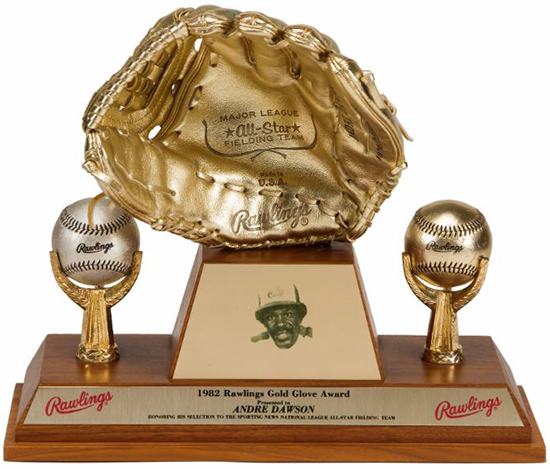 Andre Dawson Awards and Personal Memorabilia Heading to Auction 3
