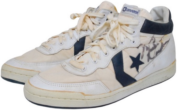 1984 Michael Jordan Olympic Sneakers Auction