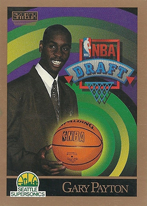 1990-91 SkyBox Basketball Cards 7