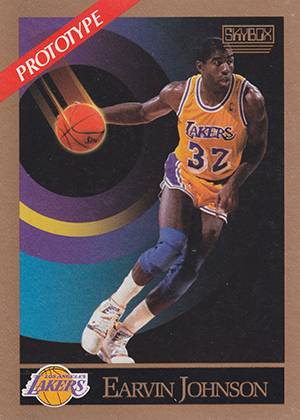 1990-91 SkyBox Basketball Cards 9