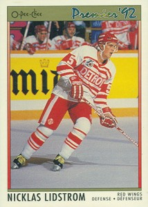 Nicklas Lidstrom Rookie Cards and Collecting Guide 2