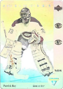 1991-92 Upper Deck McDonald's Hockey Cards 25