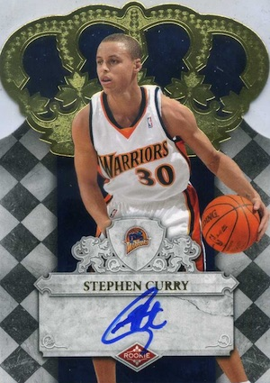 Stephen Curry Rookie Cards Gallery and Checklist 7