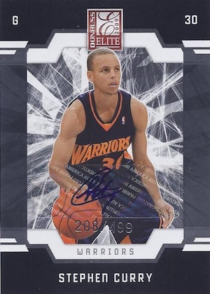 Stephen Curry Rookie Cards Gallery and Checklist 8