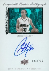 Stephen Curry Rookie Cards Gallery and Checklist 10