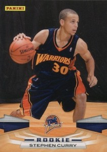2009-10 Panini #307 Stephen Curry RC
