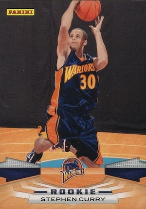Stephen Curry Rookie Cards Gallery and Checklist 14