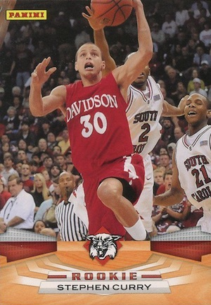 Stephen Curry Rookie Cards Gallery and Checklist 15