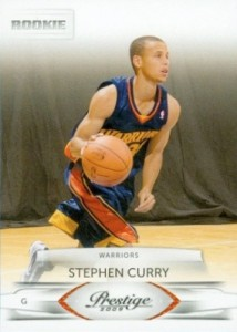 2009-10 Prestige #157 Stephen Curry RC