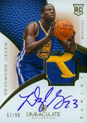 Draymond Green Rookie Cards Guide and Checklist 2
