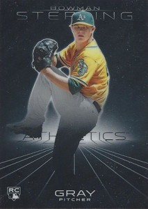 Sonny Gray Rookie Cards and Key Prospect Cards Guide 1