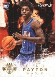 2014-15 Panini Court Kings Elfrid Payton RC #143
