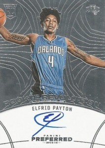 2014-15 Panini Preferred Basketball Rookie Revolution Elfrid Payton
