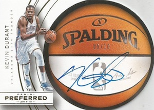 2014-15 Panini Preferred Basketball Cards 21