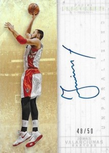 2014-15 Panini Preferred Basketball Unparalleled
