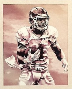 2015 Bowman Football Cards 24