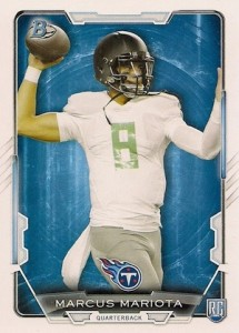 Marcus Mariota Rookie Cards Guide and Checklist 1