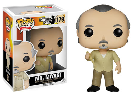 2015 Funko Pop Karate Kid Vinyl Figures Info Checklist