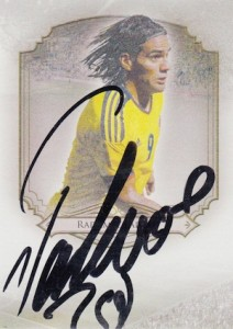 2015 Futera Unique Soccer Cards 39