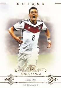 2015 Futera Unique Soccer Cards 24