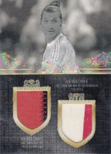 2015 Futera Unique Soccer Cards 30