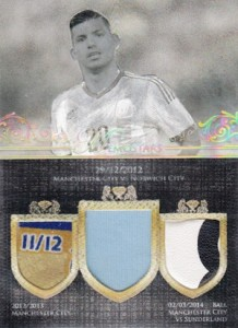 2015 Futera Unique Soccer Cards 31