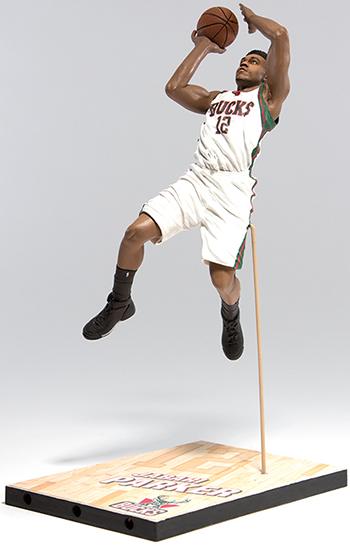 2015 McFarlane NBA 26 Sports Picks Basketball Figures 23