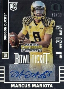 Marcus Mariota Rookie Cards Guide and Checklist 53