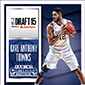 Karl-Anthony Towns, Jahlil Okafor Among Draft Picks Signing Exclusive Deals with Panini