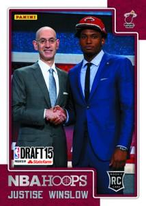 Panini Creates First Digital Rookie Cards for 2015 NBA Draft Picks 5