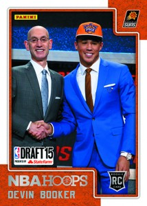 Panini Creates First Digital Rookie Cards for 2015 NBA Draft Picks 16