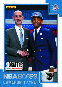 Panini Creates First Digital Rookie Cards for 2015 NBA Draft Picks 7