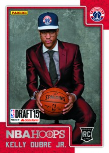 Panini Creates First Digital Rookie Cards for 2015 NBA Draft Picks 17