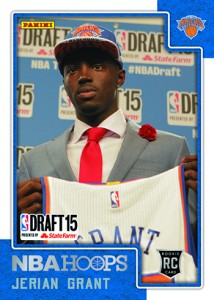 Panini Creates First Digital Rookie Cards for 2015 NBA Draft Picks 18