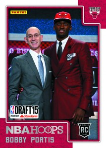 Panini Creates First Digital Rookie Cards for 2015 NBA Draft Picks 9
