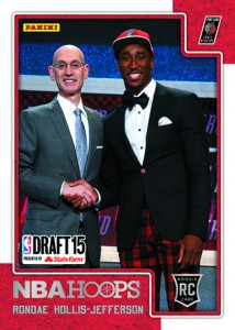 Panini Creates First Digital Rookie Cards for 2015 NBA Draft Picks 19
