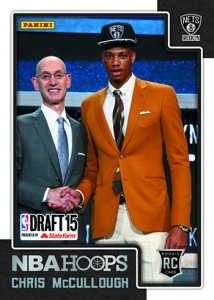 Panini Creates First Digital Rookie Cards for 2015 NBA Draft Picks 10